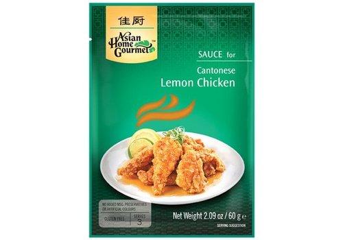 Asian Home Gourmet Lemon Chicken, 50g