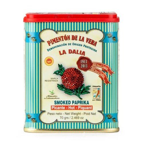 La Dalia Smoked Paprika Hot, 70g