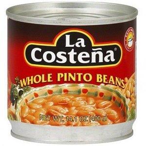 La Costena Whole Pinto Beans, 400g