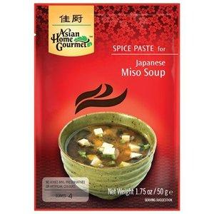 Asian Home Gourmet Miso Soup, 50g