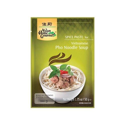 Asian Home Gourmet Pho Noodle Soup, 50g