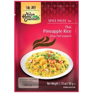 Asian Home Gourmet Pineapple Rice, 50g