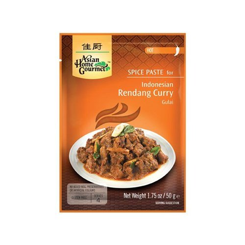 Asian Home Gourmet Rendang Curry, 50g