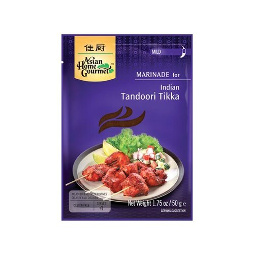 Asian Home Gourmet Tandoori Tikka, 50g