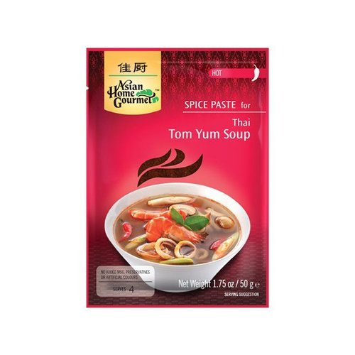 Asian Home Gourmet Tom Yum Soup, 50g
