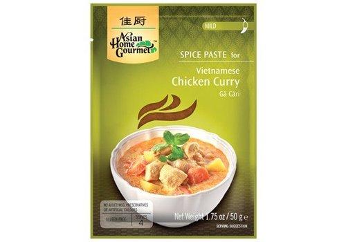 Asian Home Gourmet Vietnamese Chicken Curry, 50g