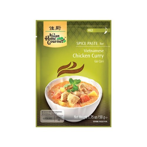 Asian Home Gourmet Vietnamese Chicken Curry, 50g