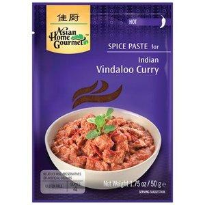 Asian Home Gourmet Vindaloo Curry, 50g