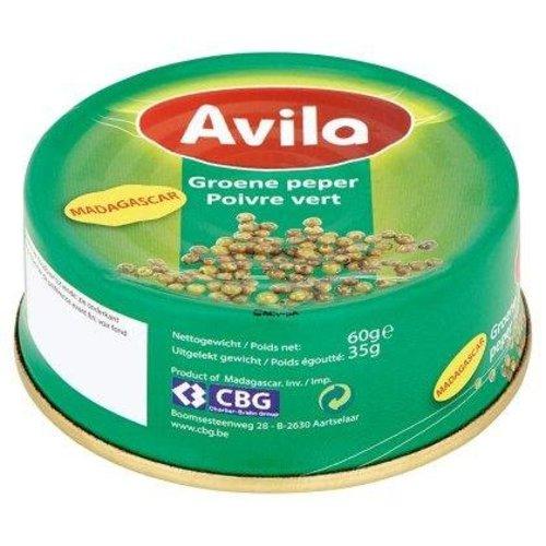 Avila Groene Peper, 100g