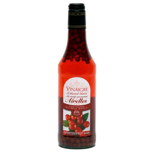 Moutarde Pommery Cranberry Vinegar, 500ml