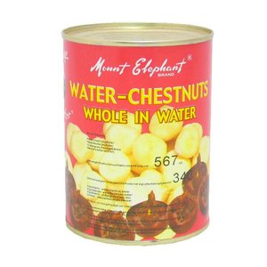 Water Chestnuts, 567g
