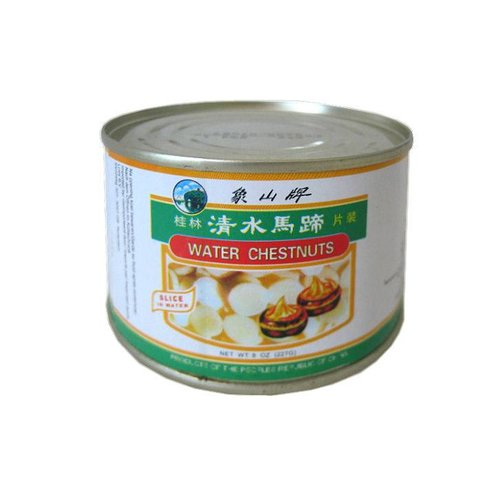 Water Chestnuts Sliced, 227g