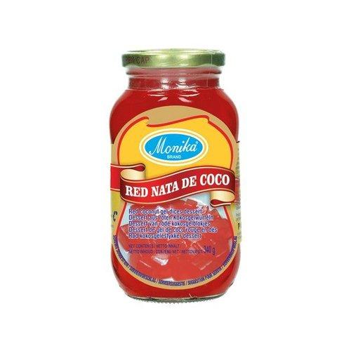 Red Nata De Coco, 340g
