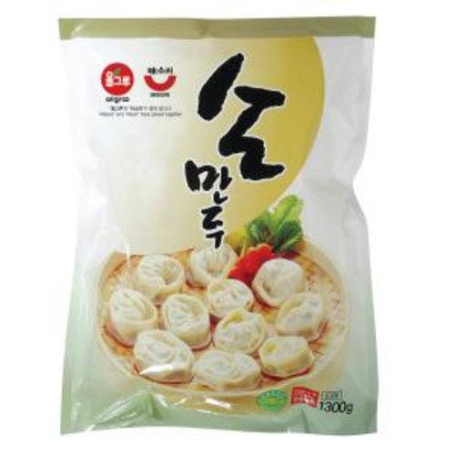 Vegetable Dumpling Hand Made, 800g