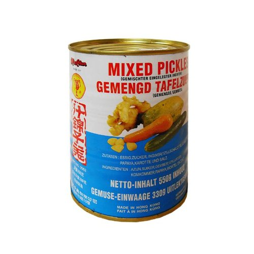Mee Chun Mixed Pickles, 550g