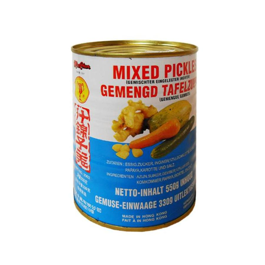 Mixed Pickles, 550g