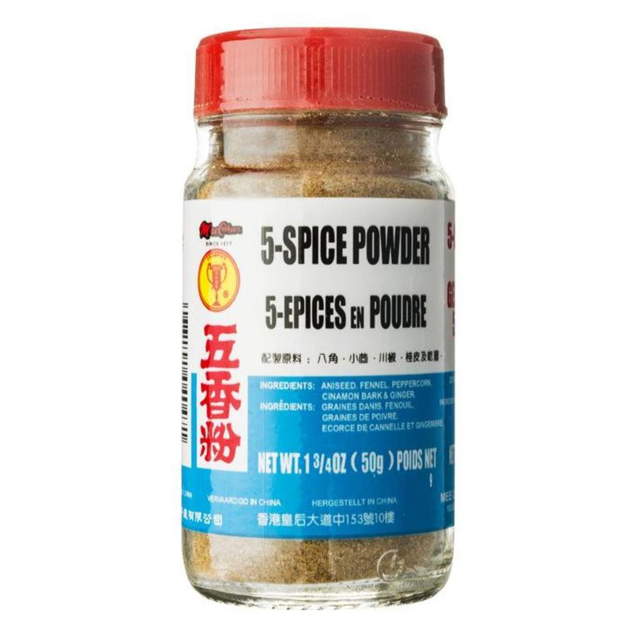 5 Spice Mix, 50g