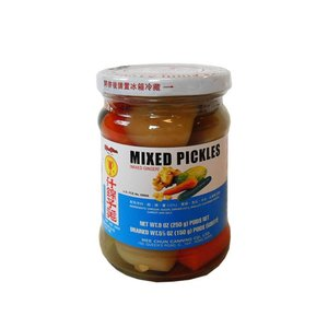 Mee Chun Mixed Pickles, 250g