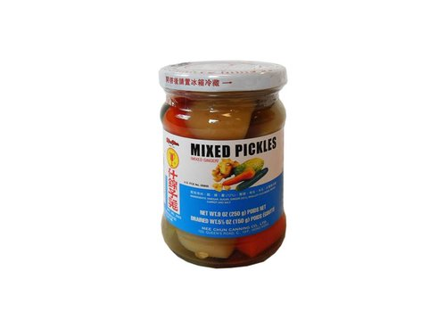 Mee Chun Mixed Pickles, 250g