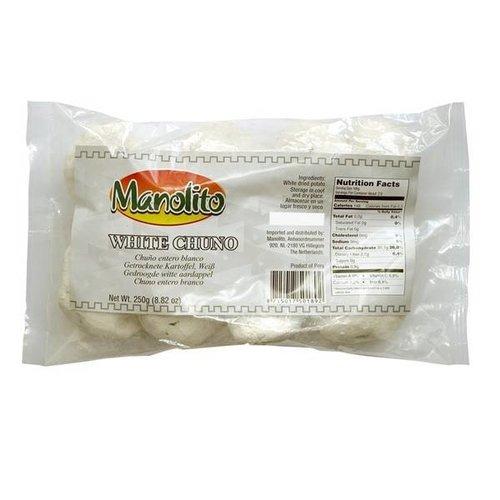 Manolito White Chuno, 250g