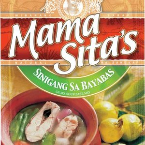 Mama Sita's Guava Soup Base mix, 40g