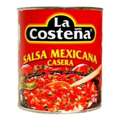 La Costena Salsa Mexicana, 2,95kg