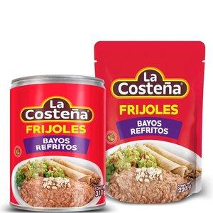 La Costena Refried Pinto Beans, 3kg
