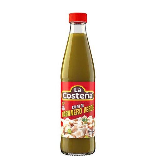 La Costena Green Habanero Sauce, 150g