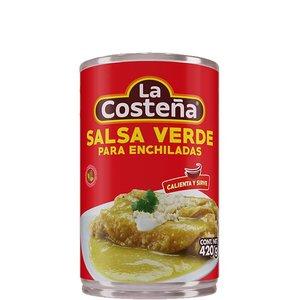 La Costena Green Enchilada Sauce, 420g