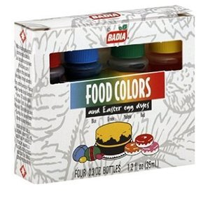 Badia Food Colors, 35ml