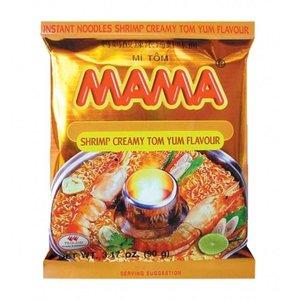 MAMA Instant Noodles Tom Yum Creamy, 90g