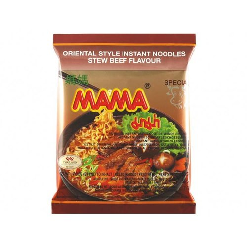 MAMA Instant Noodles Stew Beef, 60g