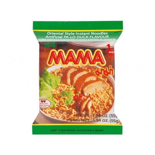 MAMA Instant Noodles Pa-Lo Duck, 55g