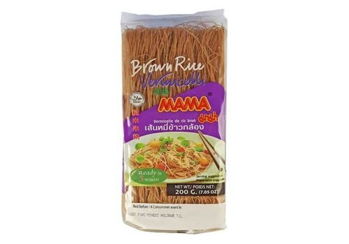 MAMA Brown Rice Vermicelli, 200g