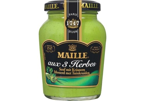 Maille Aux 3 Herbes, 200ml