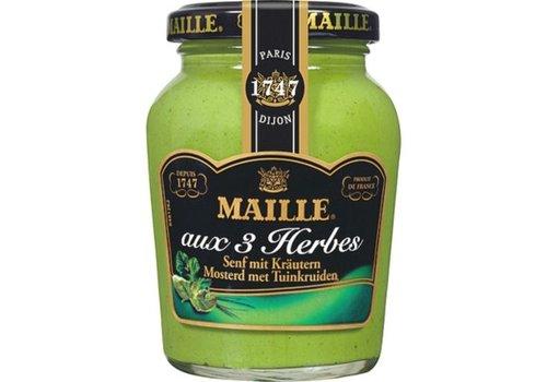 Maille Mosterd Tuinkruiden, 200ml