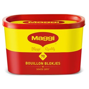 Maggi Broth Cubes, 256g