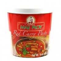 Red Curry Paste, 400g
