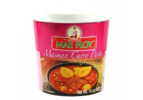 Mae Ploy Massaman Curry Paste, 400g