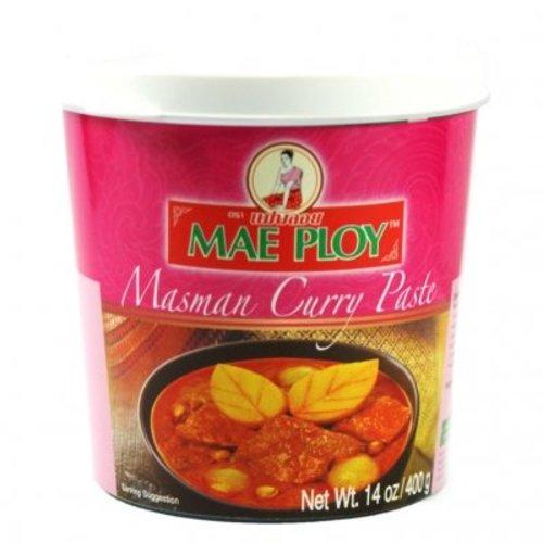 Mae Ploy Massaman Curry Paste, 400g