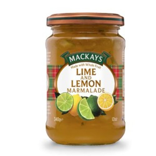 Mackays Lime & Lemon Curd, 340g