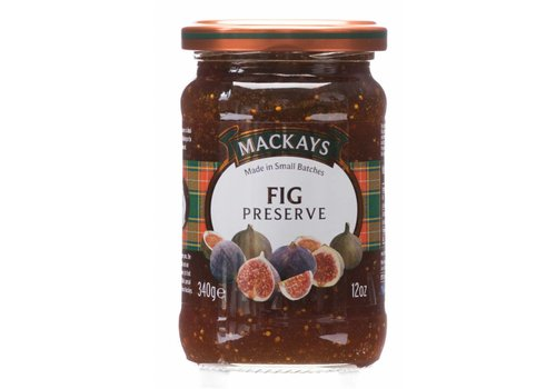 Mackays Fig Preserve, 340g