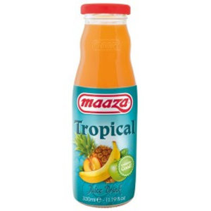 Maaza Tropical Fruit Drink, 33cl