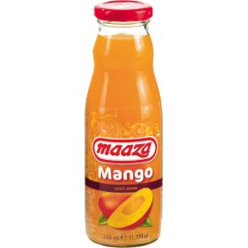 Maaza Mango Fruit Drink, 33cl