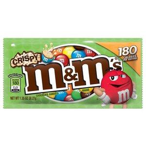 M&M Crispy, 38.3g