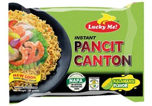 Instant Pancit Canton Calamansi, 60g