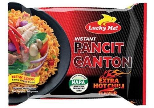 Instant Noodles Pancit Canton Spicy, 55g