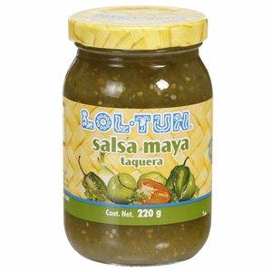 Lol Tun Salsa Maya Verde, 220g