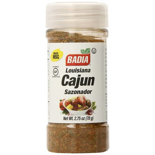 Badia Badia Louisiana Cajun Seasoning, 78g
