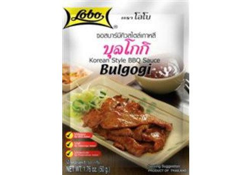 Lobo Bulgogi BBQ Sauce, 50g